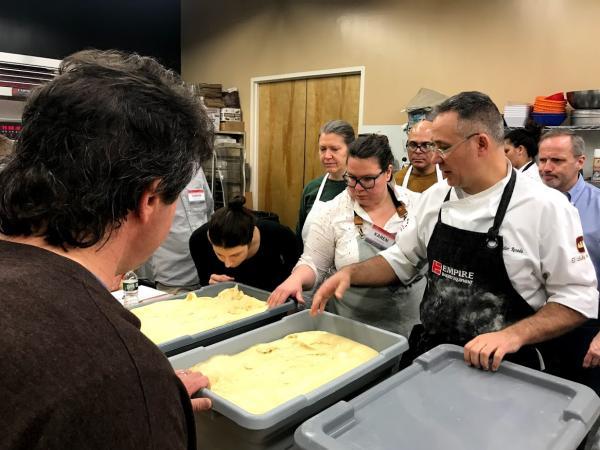 Master Baker, Didier Rosada, Explored Bread Trends at Empire Bakery Equipment