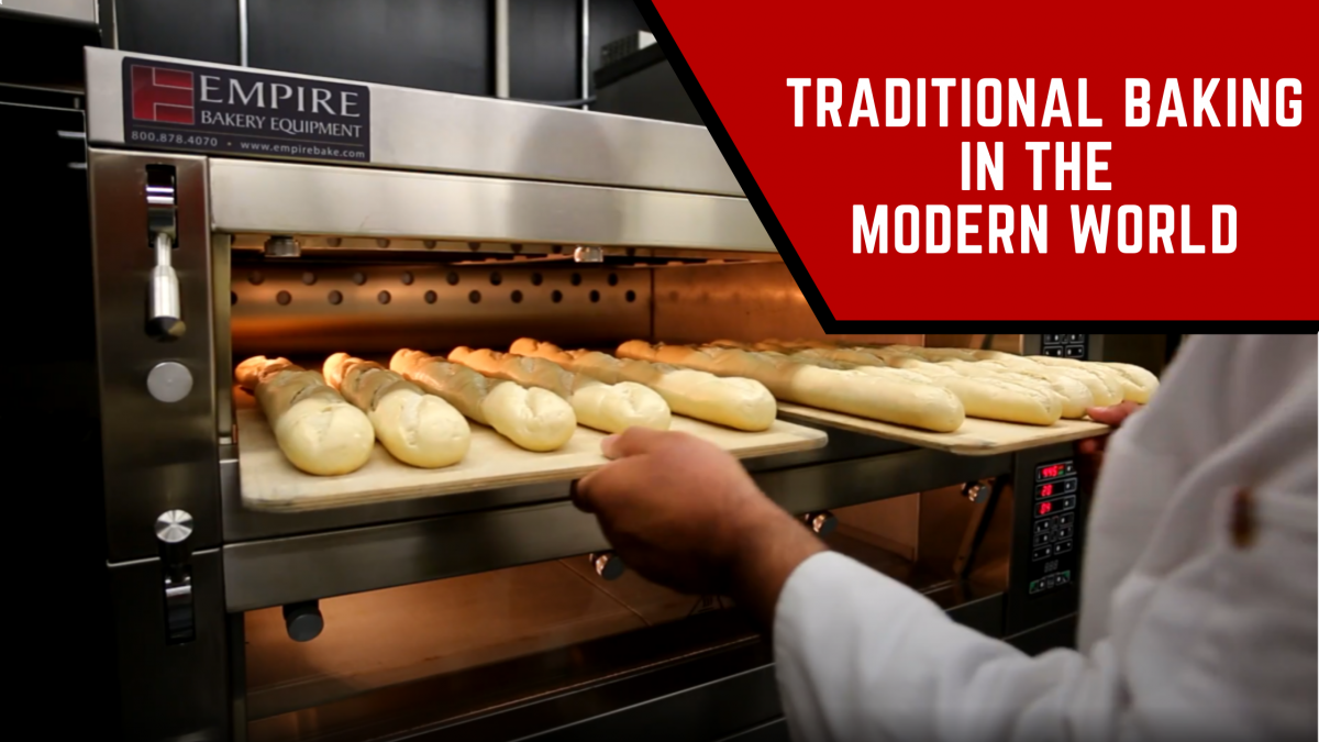 Traditional Baking in the Modern World
