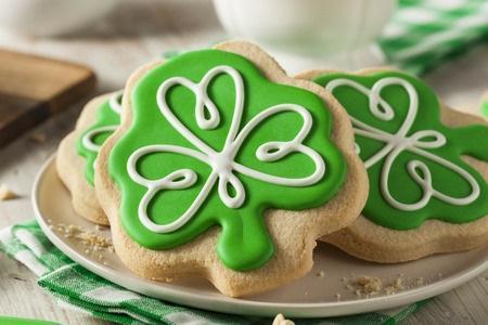 Dessert Ideas for St. Patrick's Day