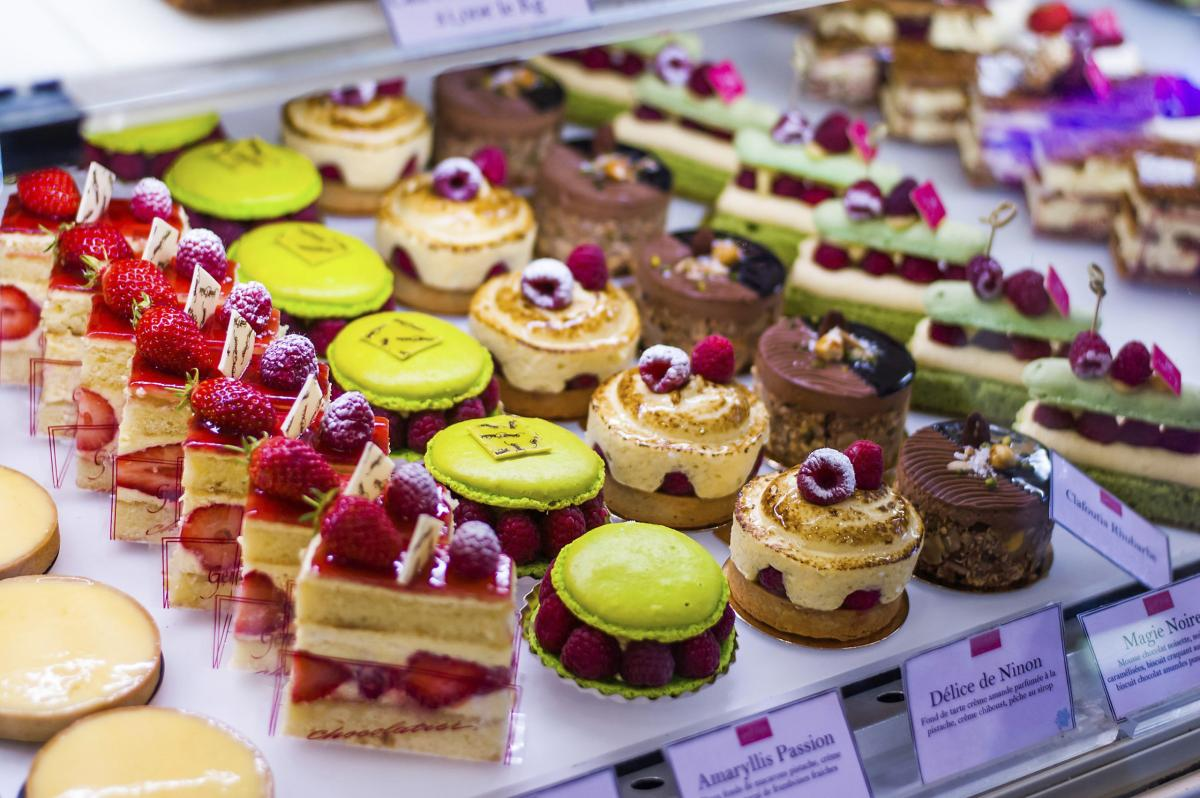 Bakery Trends: Mini Pastries are a Big Thing